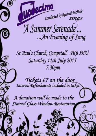 St Pauls Compstall Poster 2015