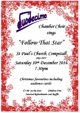 Microsoft Word - Duodecimo Concert - St Pauls Compstall - 10th D